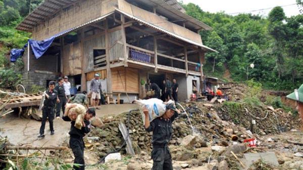 Lào Cai: Gần 3,5 tỷ đồng di chuyển dân ra khỏi vùng thiên tai nguy h.iểm