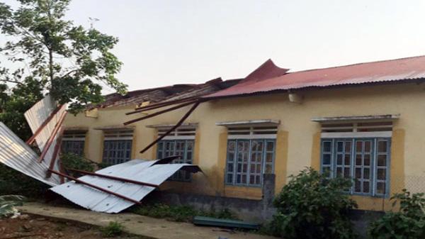 Cấp báo: Mưa g.iông gây t.hiệt h.ại nặng tại huyện Mường Khương (Lào Cai)
