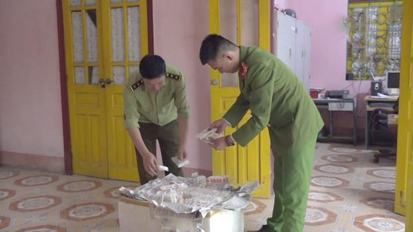 Lào Cai: Bắt giữ và tiêu h.ủy lô kem nhập l.ậu từ Trung Quốc