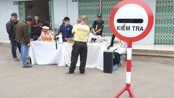 Lào Cai: Lật tẩy c.hiêu trò né kiểm tra của tài xế n.ghiện m.a t.úy