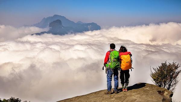 Chinh phục nóc nhà Y Tý (Lào Cai) đại ngàn, săn mây trên đỉnh Lảo Thẩn