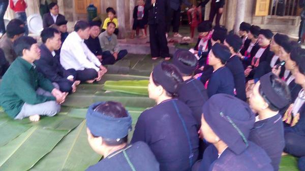 Lào Cai: Đề nghị công nhận lễ Cầu làng của đồng bào Dao thôn Khe Quạt là di sản văn hóa phi vật thể quốc gia