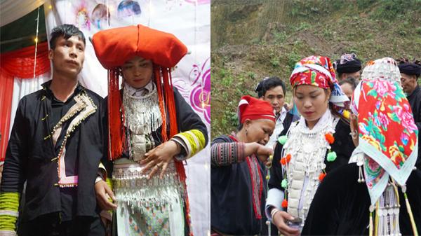 Các phong tục lạ trong đám cưới của người Dao Đỏ ở Lào Cai