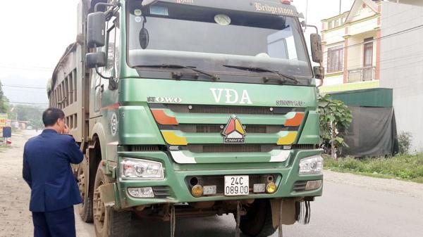 Lào Cai: Phát hiện 5 xe tải sử dụng giấy đăng kiểm khống
