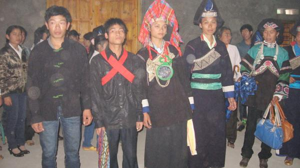 Độc đáo tục cưới hỏi của người Pa Dí ở Lào Cai