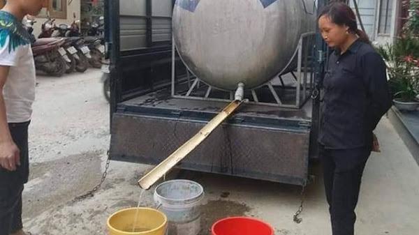 Sốc với giá nước sinh hoạt hơn 600 nghìn đồng/m3 ở Sa Pa (Lào Cai)