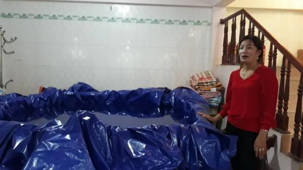 Ngã ngửa khối phong thủy 'trấn yểm' khách sạn giữa trung tâm Sa Pa (Lào Cai)