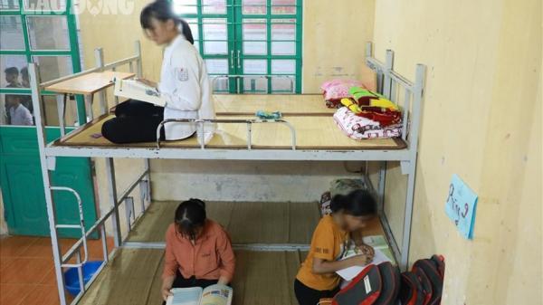 Nữ sinh lớp 8 mang thai 3 tháng ở Lào Cai khẳng định chỉ bị một mình thầy giáo xâ.m hạ.i