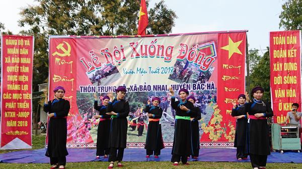 Festival cao nguyên trắng Bắc Hà (Lào Cai) dự kiến diễn ra đầu tháng 6