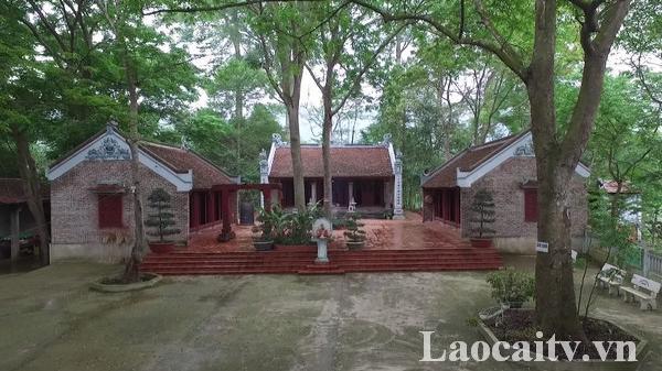 Đền Ken - điểm du lịch tâm linh ở Văn Bàn (Lào Cai)