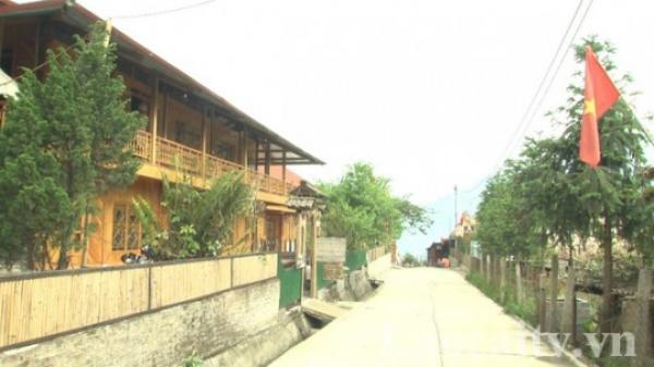 Độc đáo làng văn hóa du lịch cộng đồng ở vùng cao Sử Pán (Lào Cai)