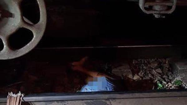 Tai nạn tàu hỏa ở Lào Cai, một người đàn ông tử vong
