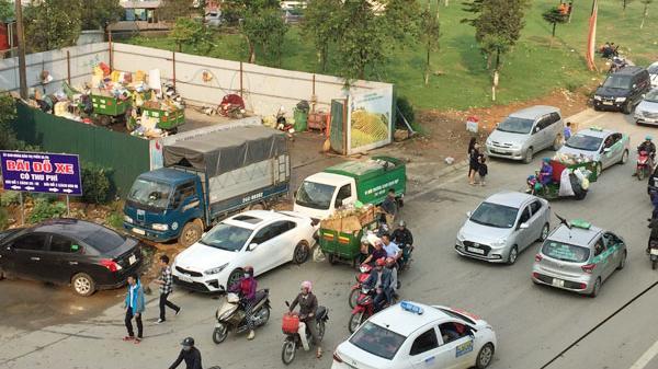 Bất cập điểm tập kết rác thải tại thị trấn Sa Pa (Lào Cai)