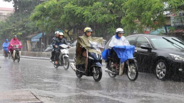 Thời tiết 7/5: Lào Cai tiếp tục mưa dông