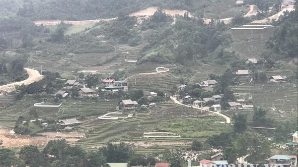 Giải pháp chấm dứt tình trạng xâ.m lấn danh thắng Ruộng bậc thang Sa Pa (Lào Cai)