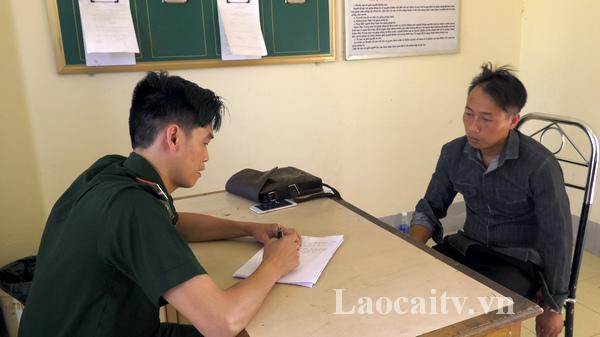 BĐBP tỉnh Lào Cai bắt đối tượng vận chuyển 2 bánh heroi.n