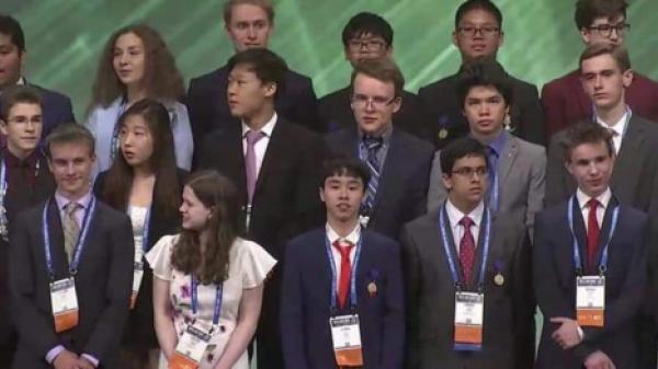 Học sinh Lào Cai giành giải Ba cuộc thi Khoa học kỹ thuật quốc tế - Intel ISEF 2019
