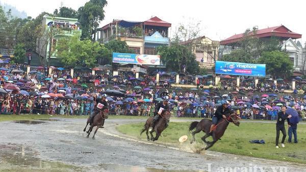 Giá vé xem Giải đua ngựa truyền thống Bắc Hà (Lào Cai) 2019