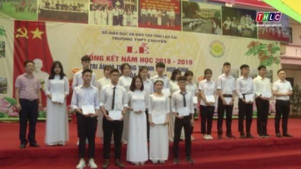 Giáo dục Lào Cai gặt hái nhiều thành công trong năm học qua