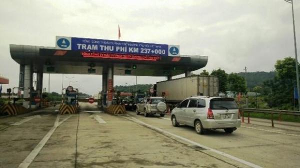 Dữ liệu thu phí được lưu trữ sau vụ sét đán.h cao tốc Nội Bài-Lào Cai