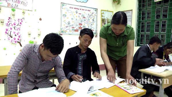 Lào Cai: Trên 10.000 người được xóa mù chữ