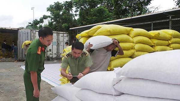 Làm rõ nguồn gốc 440 tấn hạt dẻ bị tạm giữ tại Lào Cai