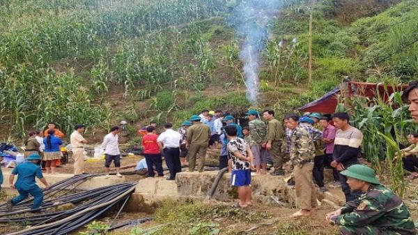 Lào Cai: Huy động 120 người nỗ lực tìm kiếm nạ.n nhân mắc kẹt suốt 7 ngày trong hang