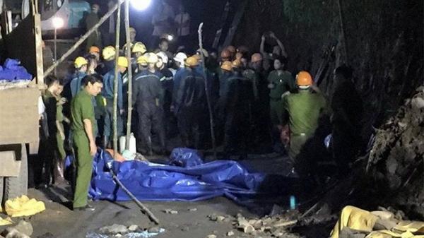 Đột quỵ trong hầm lò khai thác than một công nhân quê Lào Cai tử vong