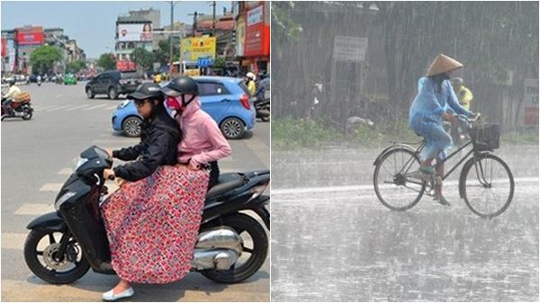Dự báo thời tiết 11/6, nắng nóng gay gắt, Lào Cai có thể mưa rất to