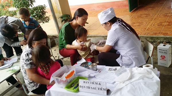 Trường hợp trẻ t.ử von.g sau tiêm vắc xin tại Mường Khương (Lào Cai): Nguyên nhân không phải do vắc xin