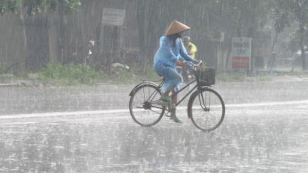 Thời tiết 15/6: Lào Cai tiếp tục có mưa dông diện rộng