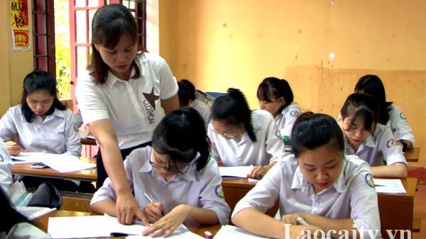 Lào Cai sẵn sàng cho kỳ thi THPT Quốc gia 2019