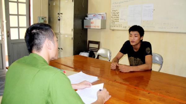 9X đánh người trọng thương ở Lào Cai ra đầu thú sau nhiều tháng bỏ trốn