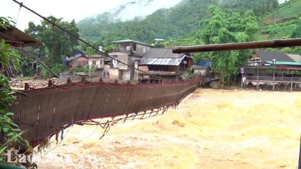 Lào Cai: 7 tháng năm 2019 thiên tai gây thiệt hại 90 tỷ đồng