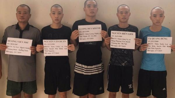 Truy lùng nhóm đối tượng bịt mặt, dùng hung khí xông vào nhà dân ở Lào Cai để trả thù