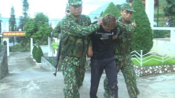 BĐBP Lào Cai bắt 2 đối tượng cướp của, giết người, hiếp dâm