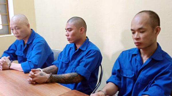 Lào Cai: 3 đối tượng mua bán trái phép chất ma túy bị khởi tố