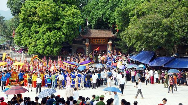 Lễ hội Đền Bảo Hà (Lào Cai) năm 2019 sẽ điễn ra từ ngày 15 - 17/8/2019