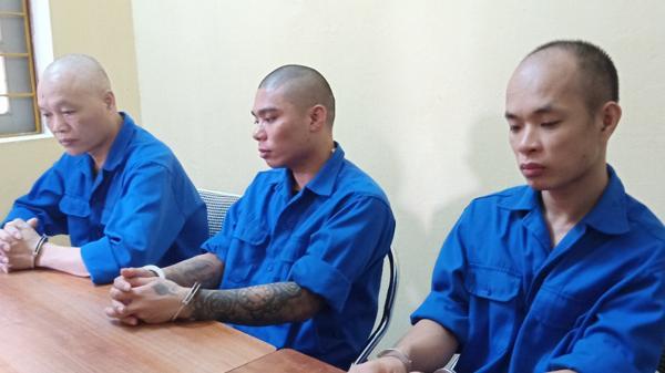 Công an huyện Bảo Thắng (Lào Cai) khởi tố 3 đối tượng mua bán trái phép chất m.a t.úy