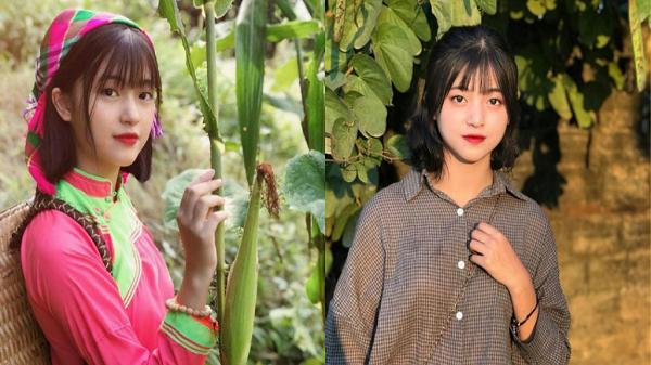 Em gái dân tộc Giáy ở Lào Cai xinh đẹp hơn cả hot girl khiến bao chàng trai xao xuyến