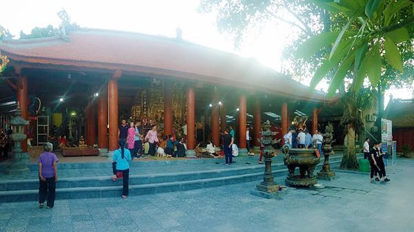 Sẵn sàng cho ngày khai hội đền Bảo Hà (Lào Cai) năm 2019