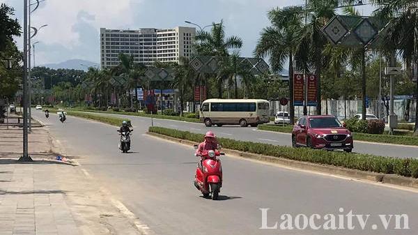Lào Cai giảm mưa ở các địa phương, nhiệt độ tăng trở lại