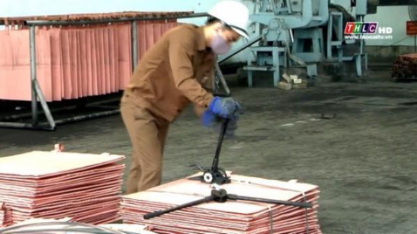 Ưu tiên tuyển dụng lao động địa phương tại khu công nghiệp Tằng Loỏng (Lào Cai)