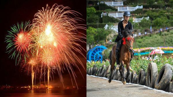 Sa Pa (Lào Cai) bắn pháo hoa mừng Quốc khánh cùng hàng loạt sự kiện thú vị