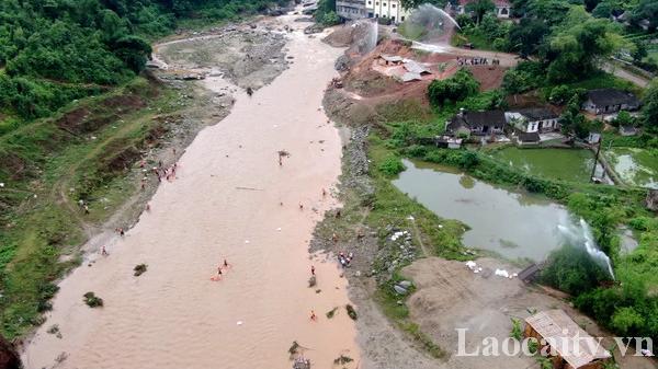 Nhìn lại thành công từ cuộc diễn tập ứng phó thiên tai và tìm kiếm cứu nạn tỉnh Lào Cai năm 2019