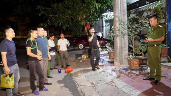 Khởi tố đối tượng ở Lào Cai hủy hoại tài sản bằng thuốc nổ tự chế