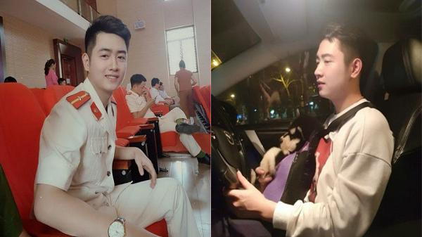 """Hotboy cảnh sát ở Lào Cai khiến hội chị em """"c.hết đứ đừ"""" vì điều này"""