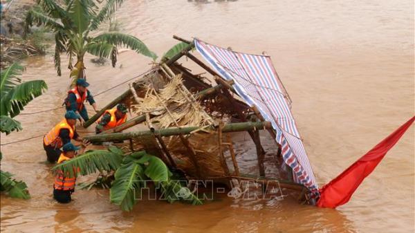 Thời tiết diễn biến xấu, đề phòng lũ quét bất ngờ tại Lào Cai