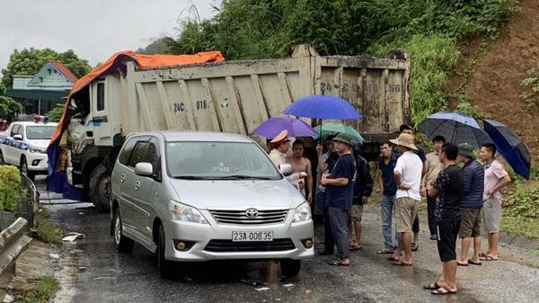 Tai nạn giao thông liên hoàn trên tuyến Quốc lộ 70 thuộc địa bàn Lào Cai
