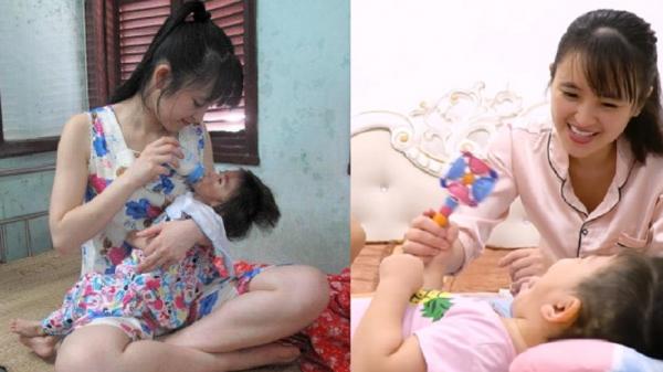 Cô gái Lào Cai gác lại mọi giấc mơ tuổi 20 để làm mẹ một em bé tật nguyền